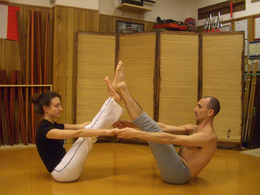 stefi fabrizio yoga